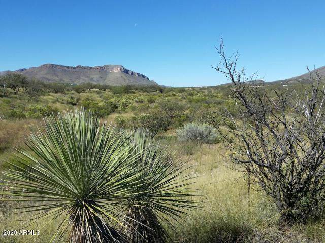 Lot 6 A&D Chula Vista Estates, Huachuca City, AZ 85616 (MLS #6069506) :: Conway Real Estate