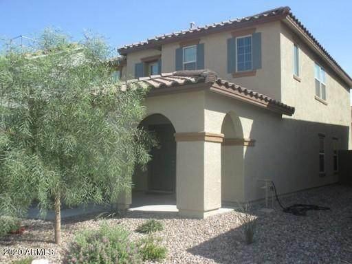 12115 W Range Mule Drive, Peoria, AZ 85383 (MLS #6069795) :: Devor Real Estate Associates