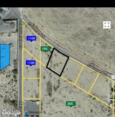 67191 Salome Road, Salome, AZ 85348 (MLS #6070112) :: Lucido Agency