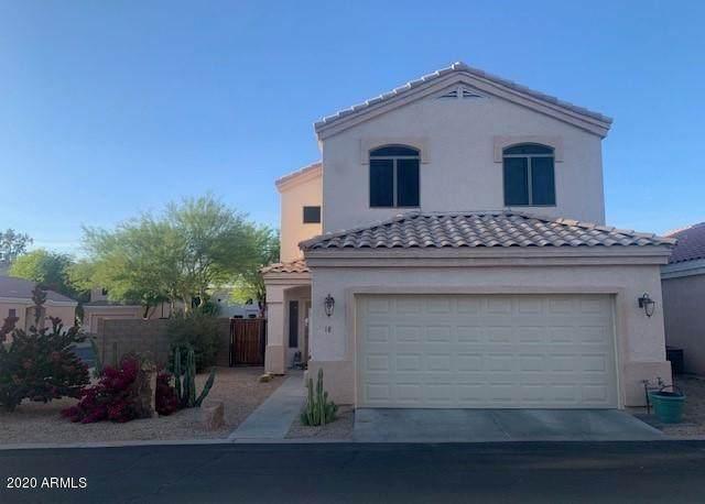 1750 W Union Hills Drive #18, Phoenix, AZ 85027 (MLS #6071008) :: Dave Fernandez Team | HomeSmart