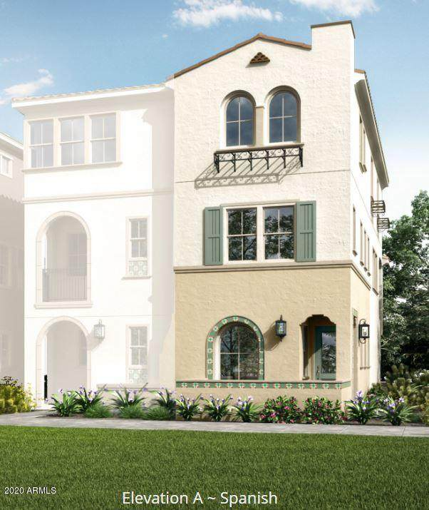 1721 E Bridgeport Parkway, Gilbert, AZ 85295 (MLS #6071623) :: Klaus Team Real Estate Solutions