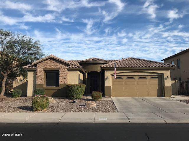 2290 E Aloe Place, Chandler, AZ 85286 (MLS #6072357) :: Riddle Realty Group - Keller Williams Arizona Realty