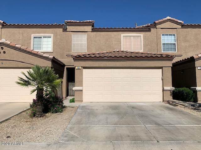 125 S 56TH Street #50, Mesa, AZ 85206 (MLS #6073279) :: The Property Partners at eXp Realty