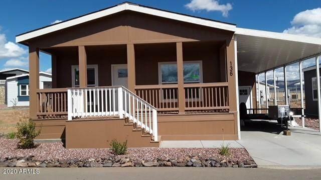 11350 E Sarah Jane Lane #136, Dewey, AZ 86327 (MLS #6074668) :: Brett Tanner Home Selling Team