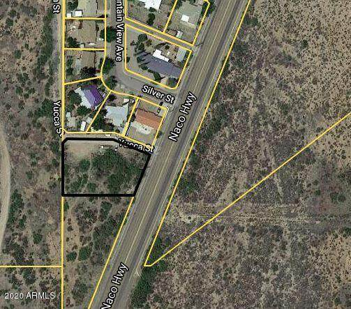 102-31-140 Naco Highway, Bisbee, AZ 85603 (MLS #6074761) :: The Luna Team