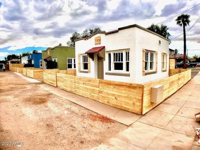 725 W Mckinley Street, Phoenix, AZ 85007 (MLS #6075172) :: Conway Real Estate
