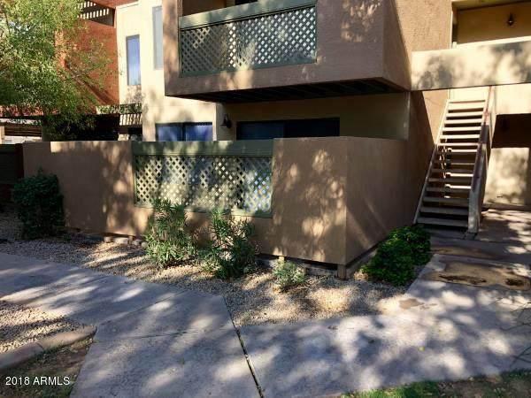 3500 N Hayden Road #1007, Scottsdale, AZ 85251 (#6075800) :: The Josh Berkley Team