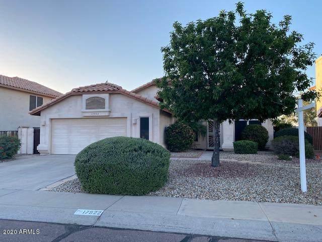 17922 W San Alejandro Drive, Goodyear, AZ 85338 (MLS #6076309) :: Conway Real Estate