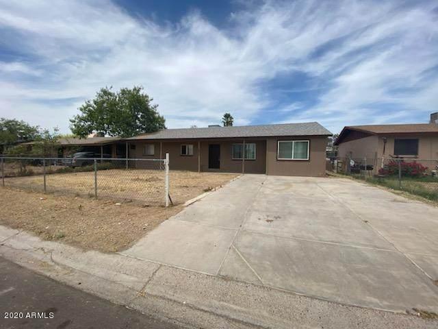 12630 W Warner Street, Avondale, AZ 85323 (MLS #6077244) :: The Garcia Group