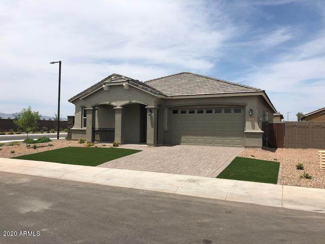 15316 W Garfield Street, Goodyear, AZ 85338 (MLS #6077274) :: Devor Real Estate Associates