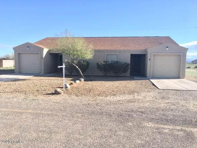 4035 N Montgomery Circle, Eloy, AZ 85131 (MLS #6077521) :: Brett Tanner Home Selling Team