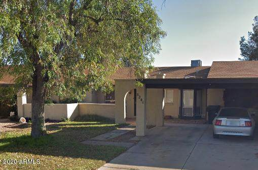 5241 W Carol Avenue, Glendale, AZ 85302 (MLS #6077553) :: The Property Partners at eXp Realty