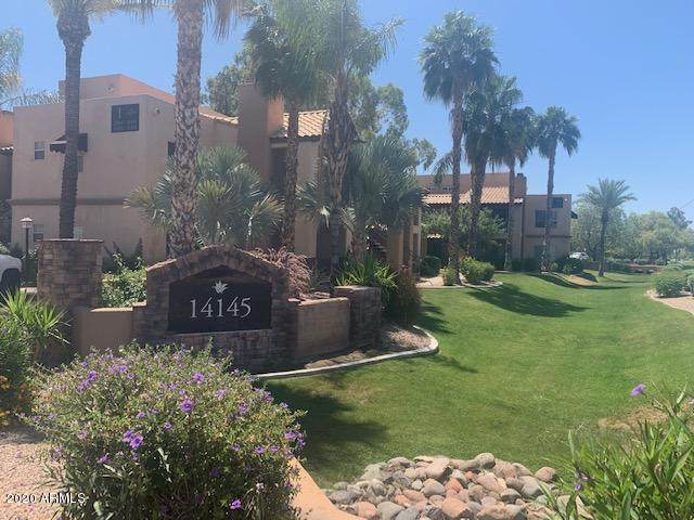 14145 N 92ND Street #1040, Scottsdale, AZ 85260 (MLS #6077904) :: Long Realty West Valley