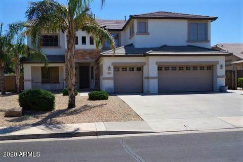 993 N Balboa Drive, Gilbert, AZ 85234 (MLS #6079316) :: Conway Real Estate