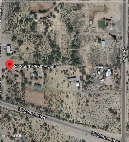 0 S 397 Avenue, Tonopah, AZ 85354 (MLS #6080114) :: Homehelper Consultants