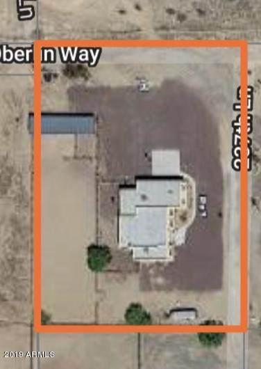 27720 N 237TH Drive, Wittmann, AZ 85361 (MLS #6080190) :: Brett Tanner Home Selling Team