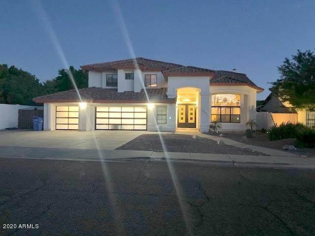 3601 W Paradise Lane, Phoenix, AZ 85053 (MLS #6080769) :: The Laughton Team