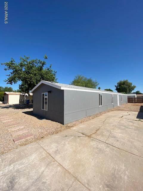 7819 E Inverness Avenue, Mesa, AZ 85209 (MLS #6081018) :: Revelation Real Estate