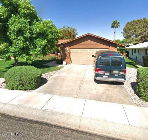 12726 W Maplewood Drive, Sun City West, AZ 85375 (MLS #6081678) :: Devor Real Estate Associates