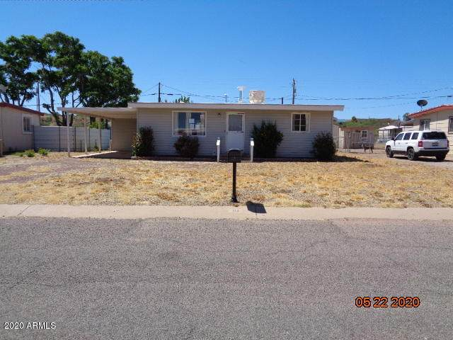 112 E Apache Street, Huachuca City, AZ 85616 (MLS #6081753) :: Conway Real Estate