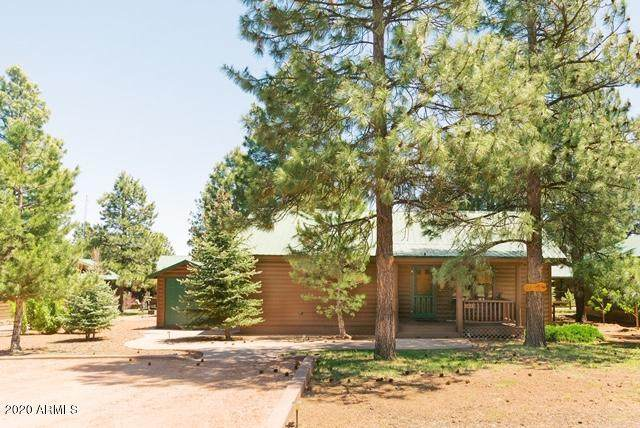 2692 Palomino Trail, Overgaard, AZ 85933 (MLS #6081869) :: neXGen Real Estate