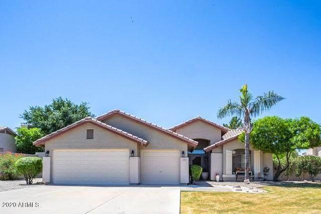 4337 E Elmwood Street, Mesa, AZ 85205 (MLS #6082003) :: Keller Williams Realty Phoenix