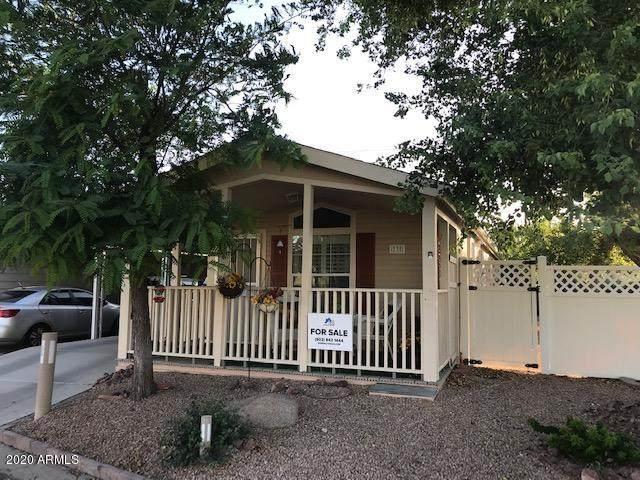 11411 N 91ST Avenue #235, Peoria, AZ 85345 (MLS #6082083) :: The Laughton Team