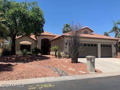 3696 N Hogan Drive, Goodyear, AZ 85395 (MLS #6082301) :: Openshaw Real Estate Group in partnership with The Jesse Herfel Real Estate Group