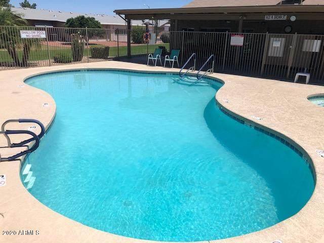 10120 N 96TH Drive B, Peoria, AZ 85345 (MLS #6082386) :: REMAX Professionals