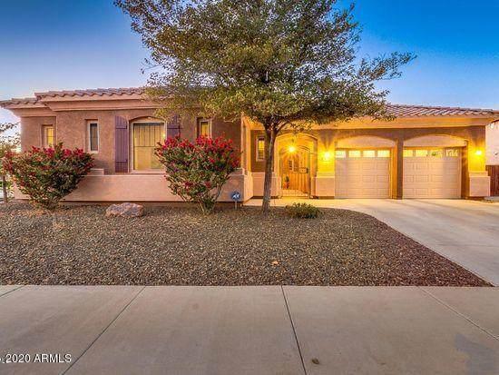 16892 W Jackson Street, Goodyear, AZ 85338 (MLS #6082605) :: Keller Williams Realty Phoenix