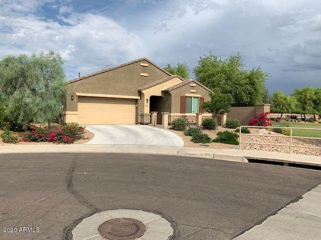 20194 N Tammy Street, Maricopa, AZ 85138 (MLS #6082875) :: The W Group
