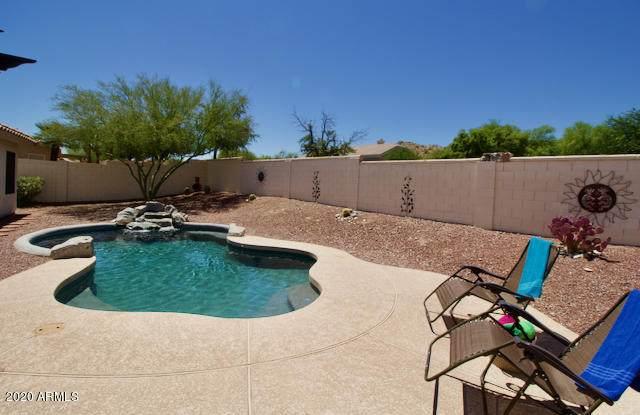 11082 S San Esteban Drive, Goodyear, AZ 85338 (MLS #6082882) :: The Daniel Montez Real Estate Group