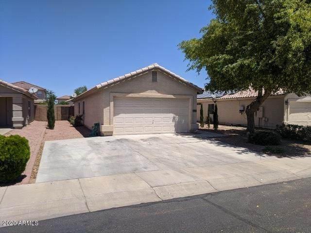 13030 W Cherry Hills Drive, El Mirage, AZ 85335 (MLS #6082984) :: Riddle Realty Group - Keller Williams Arizona Realty