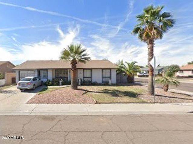 8837 W Mescal Street, Peoria, AZ 85345 (MLS #6083074) :: Devor Real Estate Associates