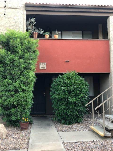 1730 W Emelita Avenue #2038, Mesa, AZ 85202 (MLS #6083207) :: The Bill and Cindy Flowers Team