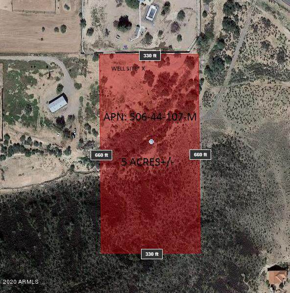 1622 S 386TH Avenue, Tonopah, AZ 85354 (MLS #6083318) :: Conway Real Estate