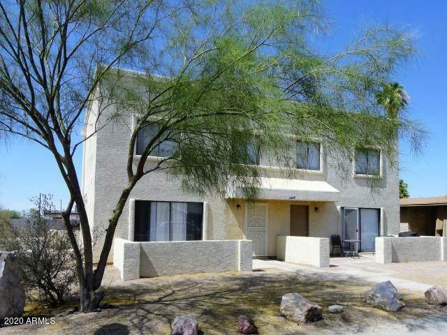 1202 E 11TH Place, Casa Grande, AZ 85122 (MLS #6083535) :: Lux Home Group at  Keller Williams Realty Phoenix