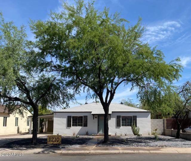 1210 W Clarendon Avenue, Phoenix, AZ 85013 (MLS #6083681) :: Arizona Home Group