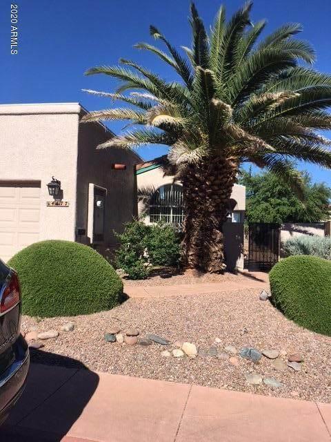 4677 Desert Springs Trail, Sierra Vista, AZ 85635 (MLS #6083714) :: Conway Real Estate