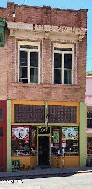 30 Main Street, Bisbee, AZ 85603 (MLS #6083880) :: Long Realty West Valley