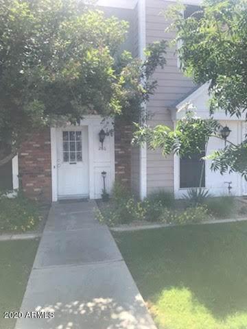 1601 N Saba Street #266, Chandler, AZ 85225 (MLS #6084339) :: Klaus Team Real Estate Solutions