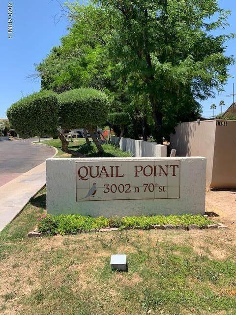 3002 N 70TH Street #129, Scottsdale, AZ 85251 (MLS #6084346) :: Homehelper Consultants