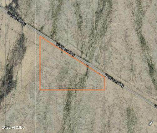 60101 W Salome Highway, Tonopah, AZ 85354 (MLS #6084798) :: Klaus Team Real Estate Solutions