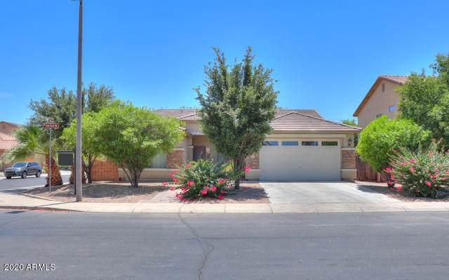 44407 W Redrock Road, Maricopa, AZ 85139 (MLS #6085135) :: Sheli Stoddart Team | M.A.Z. Realty Professionals