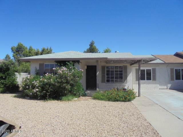 8809 W Meadow Drive, Peoria, AZ 85382 (MLS #6085281) :: The Laughton Team