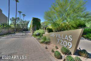7209 E Mcdonald Drive #1, Scottsdale, AZ 85250 (MLS #6085317) :: Lucido Agency