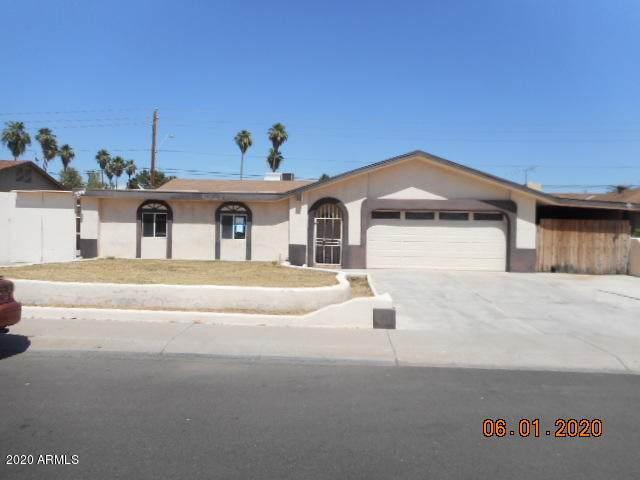 16233 N 43RD Drive, Glendale, AZ 85306 (MLS #6085689) :: Brett Tanner Home Selling Team