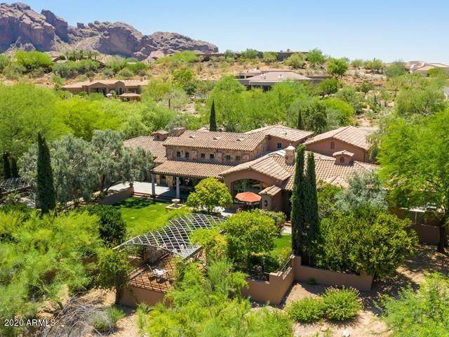 4424 E Valley Vista Lane, Paradise Valley, AZ 85253 (MLS #6085717) :: Nate Martinez Team