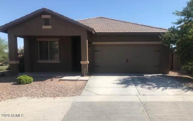 24437 W Mobile Lane, Buckeye, AZ 85326 (MLS #6086125) :: Conway Real Estate