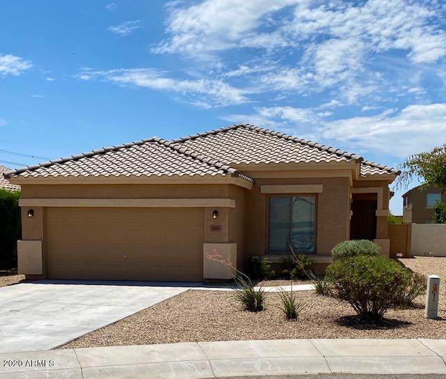 5020 S 100TH Drive, Tolleson, AZ 85353 (MLS #6086440) :: Conway Real Estate
